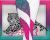 :PGR: Cheetah wrap jeans