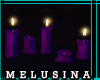 ♆ H19 Candles