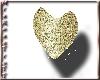 (RT)GOLD HEART PIERCING
