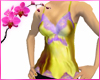 RC Lacey Silk Cami Gold