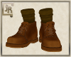 *JR Work Boots Tan M