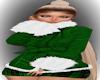 PerfectCoat Green w/ Fur