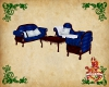 Bran Cstl Livingroom Set