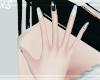 Nails Black & White