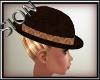 SIO- HAT & HAIR brown