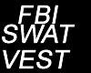 FBI S.W.A.T. Vest