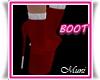 Bimbo Christmas Boot