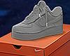 Air Force x Grey