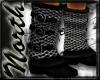 NE~ Black knight boots