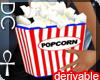 [DC] Popcorns