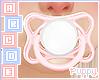 🐕 Cute Pacifier Pink