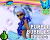 BFX Purple Bubbles