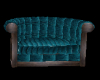 Teal Jewel Couch