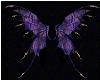 Dark Purple Wings