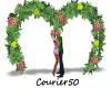 C50 Lovers Kissing Heart