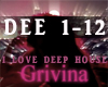 GRIVINA  I love deep
