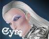 Cym Vinny Silver White