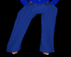 Blue Trench Pants XXl