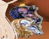 Wild Horse Earrings