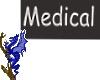 Medical Locator Sign