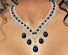 !Black Opal Necklace