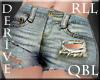 Denim Shorts (RLL)