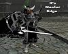 [X] Master X edge