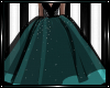 {D} TEAL Dress