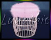 ! A Bimbo Pink Stool