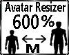 Avatar Scaler 600%