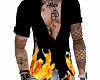 Camisa Fire