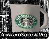 Americano Starbucks Mug