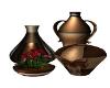 Caro Beach Vases
