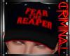 |M| Fear The Reaper Cap