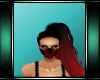 Rima mask Red