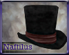 NF Riding Top Hat  Red