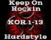 Keep On Rockin -Hardstyl