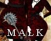 MALK- Red Dress