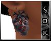 #SDK# DarkHeart REarring