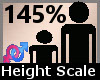 Height Scaler 145% F A