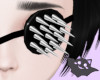☽ Spiked Eyepatch
