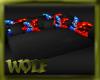 {LW}Wolf  F/I Corner Bed