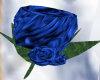 Boutonniere Blue