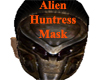 Alien Huntress Mask