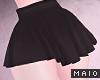 🅜 COW: black skirt rl