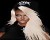 Piper  Fox Hat/Blonde