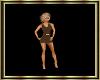 *BDT*Sexy Brown Dress