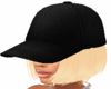 BLONDE HAIR +HAT