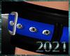 💀| Kita ArmBand- Blue