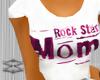 *MM* Rock Star Mom Tee